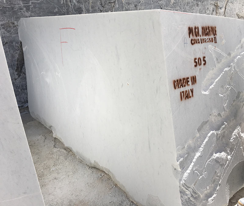 Marmo Bianco Carrara