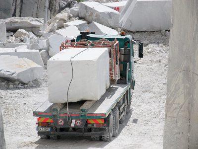 Cava di marmo Carrara
