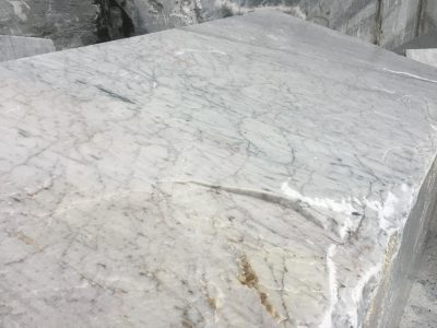 marmo bianco carrara venato